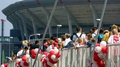 Foto van Ajax stadion de Arena | Archief EHF