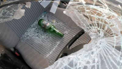 Flinke afname automobilisten met drank op