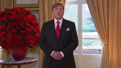 Koning heeft geworsteld met schrijven van de kersttoespraak