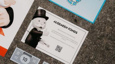 Algemeen fonds-kaart