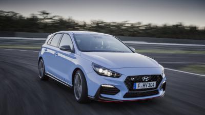 Hyundai i30 N markeert nieuw tijdperk voor Hyundai