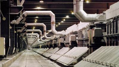 Foto van smeltovens aluminium | Aldel