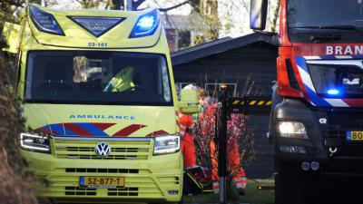 ambu-brandweerauto