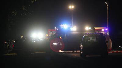 Foto van ambulance donker politie | Archief EHF