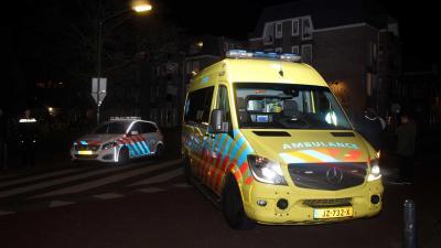 ambu-donker-politieauto