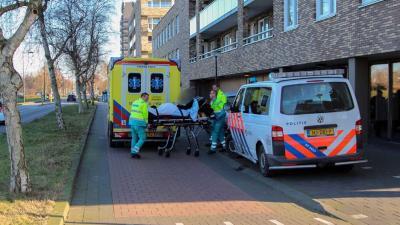 Traumahelikopter ingezet bij medisch incident Vlaardingen