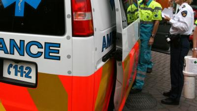 foto van ongeval | fbf archief