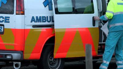 ambulance-medewerker