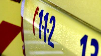 Bromfietser overleden na aanrijding met tractor Yeseke.
