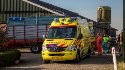 ambulance-boerderij