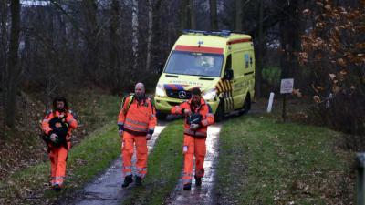 Man uit boom gevallen nabij Gildeterrein in Boxtel