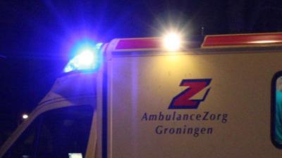 Groningse omgekomen bij verkeersongeval Winsum.