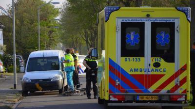 ambulance-fietser