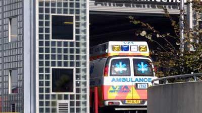 Foto van ambulance ziekenhuis | Archief EHF
