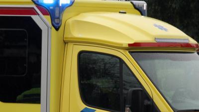 Foto van Ambulance - MV