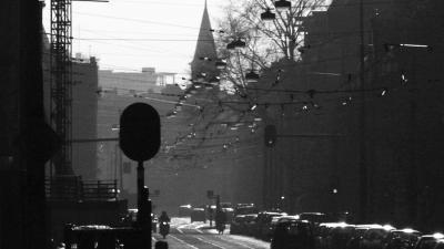 amsterdam-rails-zwart-wit