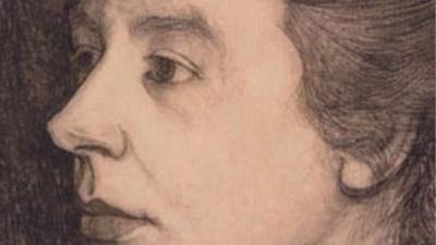 Foto portret Anne Zernike   Bijbels Museum