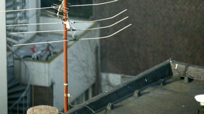 foto van antenne op ambassade | fbf