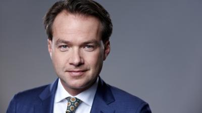 Antoin Peeters nieuwe presentator RTL Nieuws