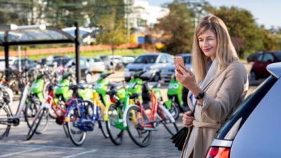 ANWB-proef Slim naar Den Haag: één app voor drempelloos reizen