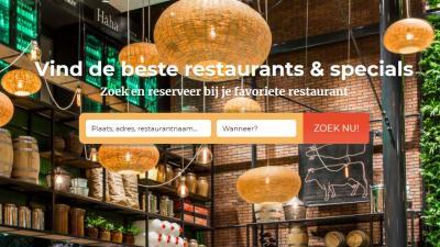 Koninklijke Horeca Nederland gaat concurrentie aan met eigen reserverings-app