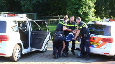 Vier aanhoudingen bij ongeval met licht letsel in Boxtel