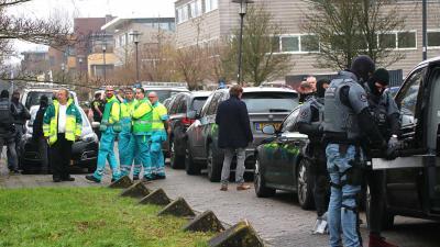 Signalement dader gijzeling arts medische kliniek Rotterdam bekend
