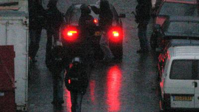 Politie pakt Syrische terreurverdachten op in Nederland