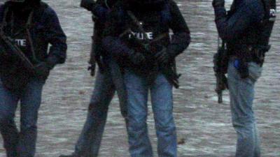 arrestatieteam-politie