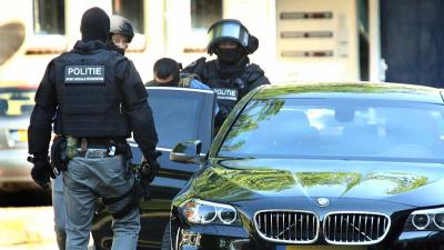 Arrestatieteam houdt vuurwapengevaarlijke Schiedammer aan na verkeersruzie