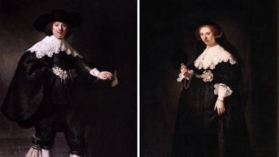 Meesterwerken Rembrandt terug naar Nederland