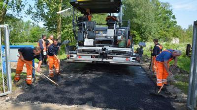 Hergebruik toiletpapier voor aanleg nieuwe wegen
