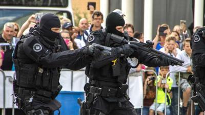 Veiligheidsdag Schiedam groot succes