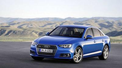 Nieuwe Audi A4: hightech 'all the way'