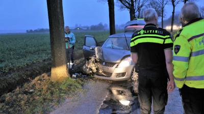 auto-boom-politie