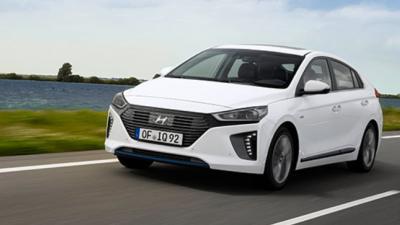 Hyundai IONIQ maakt elektrisch rijden bereikbaar