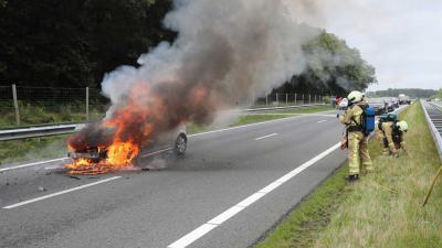 autobrand-snelweg