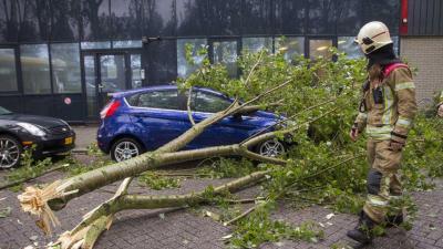 Zomerstorm richt voor minstens 13 miljoen euro schade aan