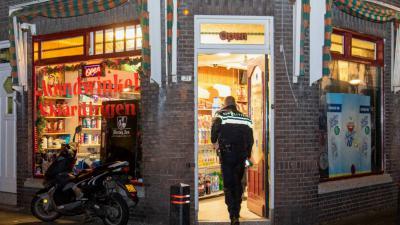 avondwinkel-politie