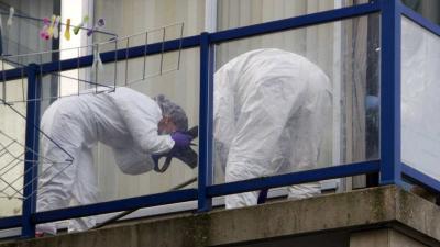 Dode baby op balkon woning aangetroffen