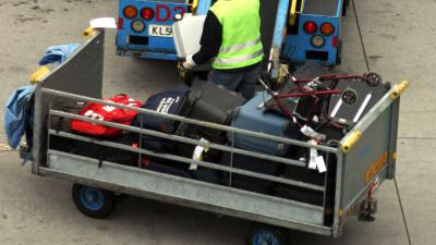 Staking bagagepersoneel zorgt voor vertragingen op Schiphol