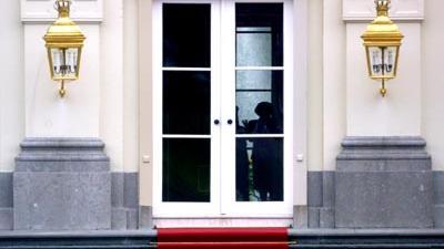 Foto van paleis Huis ten Bosch | Archief EHF