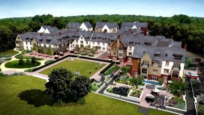BAM verwerft omvangrijke opdracht voor Brits seniorencomplex