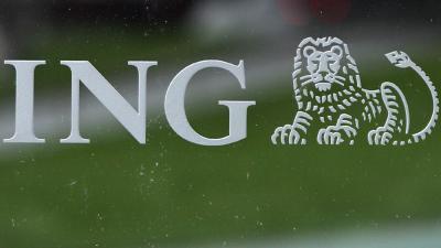 Foto van ING logo | Archief EHF