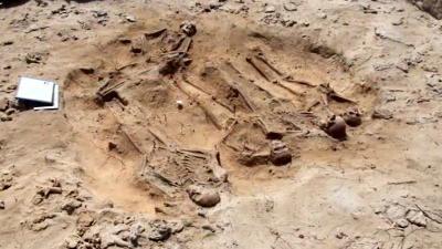 Archeologen stuiten op graf met opvarenden Batavia
