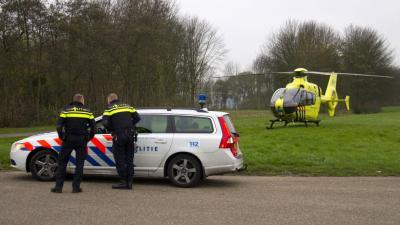 Zwaargewonde bij bedrijfsongeval in Vlaardingen