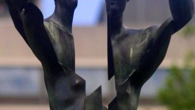 Vandalen slopen standbeeld Lionel Messi