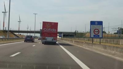 Papierloos transport in Benelux