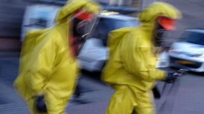 Nederland niet voorbereid op aanval biologische materialen