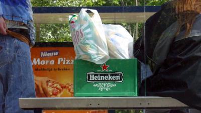 Jumbo en Heineken ruziën